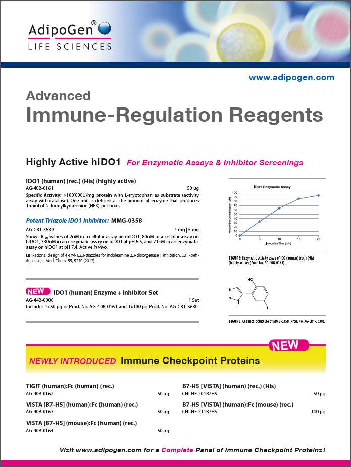 Advanced Immune Regulation Reagents