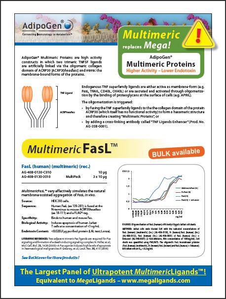 AdipoGen Multimeric Ligands