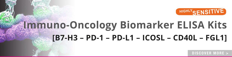 Immuno-Oncology Biomarker ELISA Assays