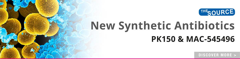 New Synthetic Antibiotics