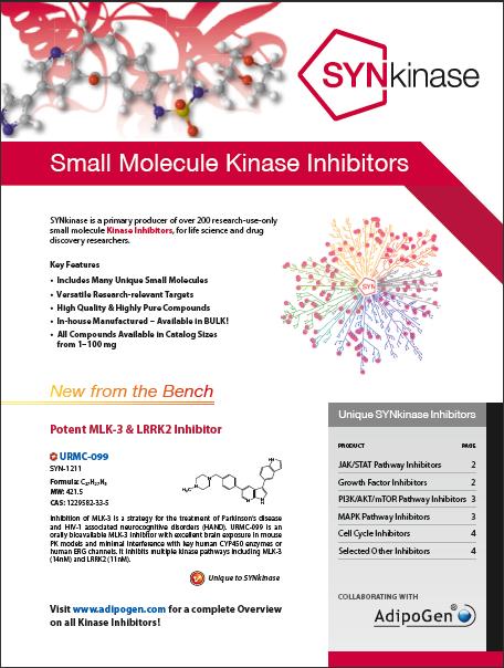 SYNKinase Inhibitor Catalog